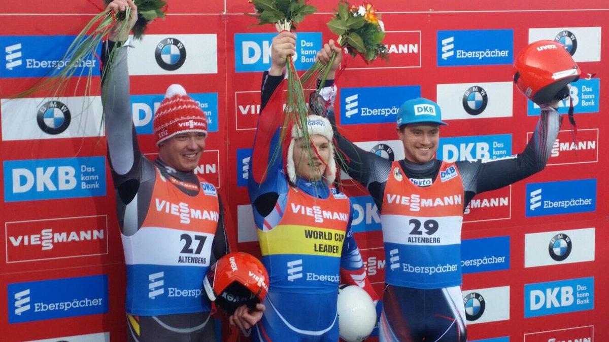 @FelixLoch Zweiter Johannes Ludwig Dritter beim Weltcupfinale in Altenberg #WirfuerD #BSDTeam https://t.co/F8EfmHGpSA