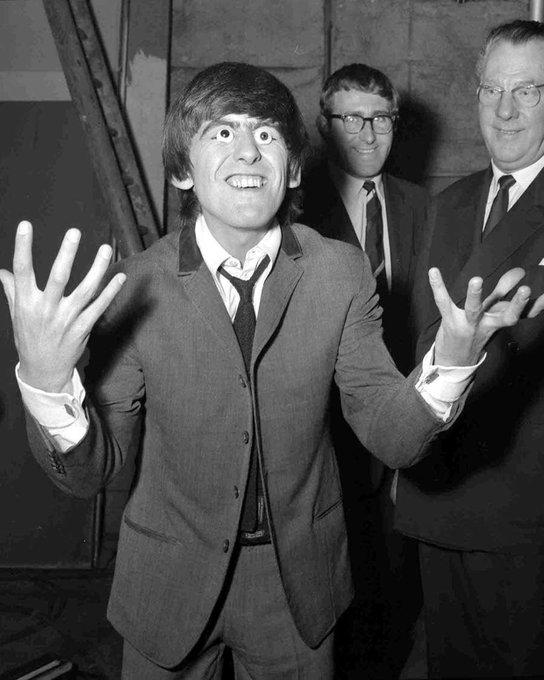 Happy Birthday George Harrison.