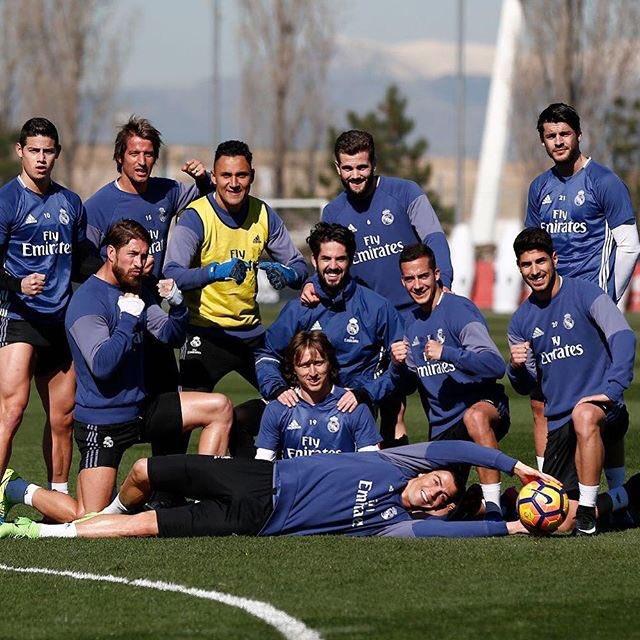 Hala Madrid ���� https://t.co/B0ITdX99FD