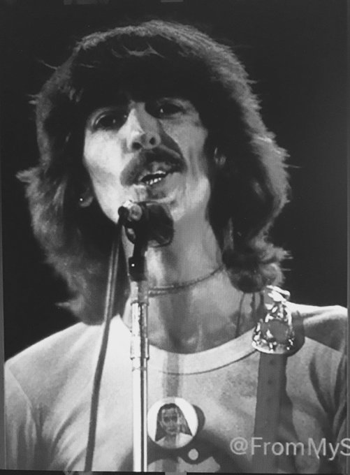 Happy Birthday to George Harrison wherever you are. So many people miss you!!!