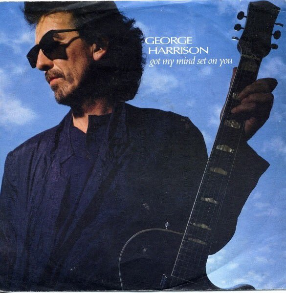 Happy Birthday to George Harrison