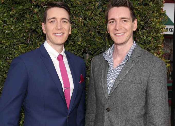 Happy Birthday Oliver and James Phelps ! Our favorite twins..