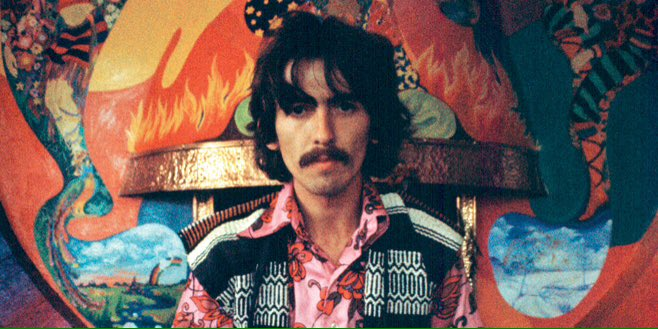 Happy birthday to George Harrison born today back in 1943 and passed away November 29, 2001