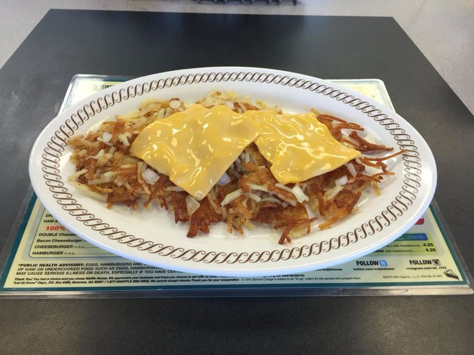 The best Waffle House dishes, ranked https://t.co/W37418JLol