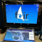 FairWind: when marine electronics, open source and the University meet