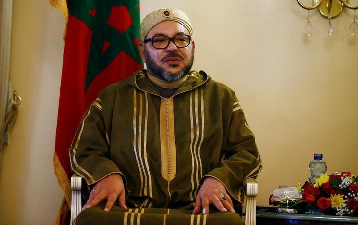 Morocco king urges U.N. measures on Western Sahara