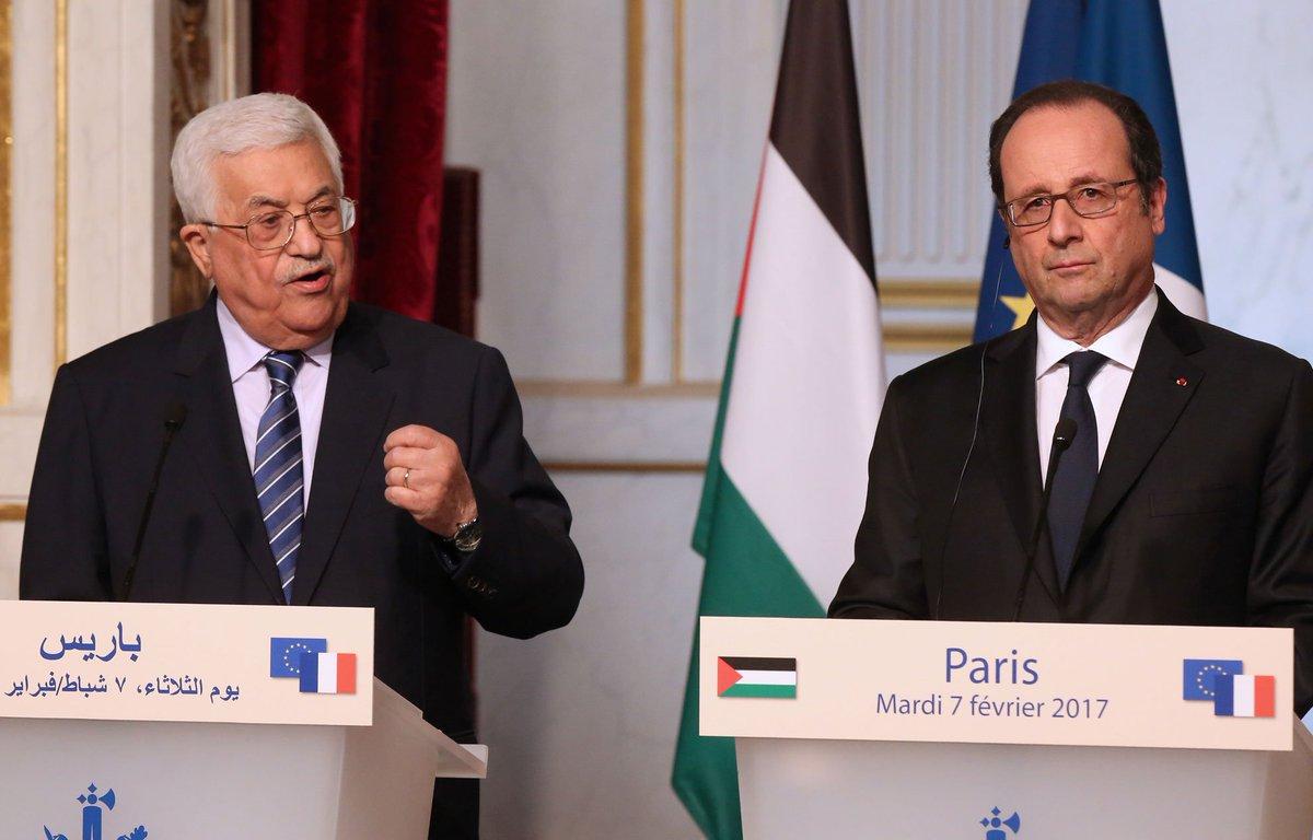 EXCLUSIF. La lettre de 153 parlementaires à Hollande : 'La France doit reconnaître l'Etat de Palestine' https://t.co/Ch856mLp3O