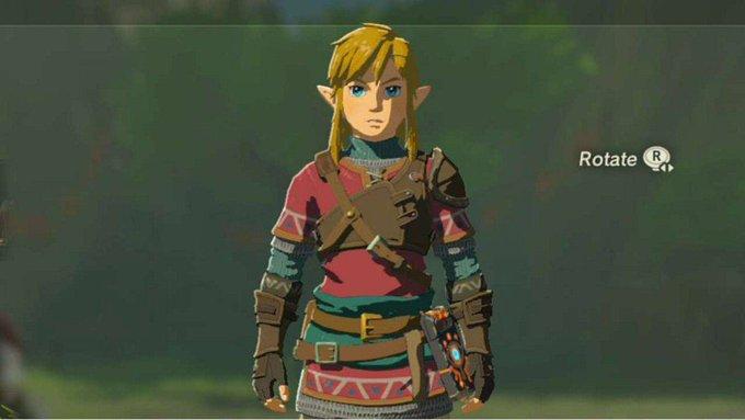 Zelda: Breath Of The Wild: All The Armor We've Found (So Far) https://t.co/TxMYmoqMrl