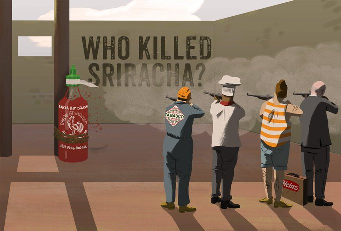 .@Thrillist breaks down the death of Sriracha  https://t.co/fENAxGPoGV