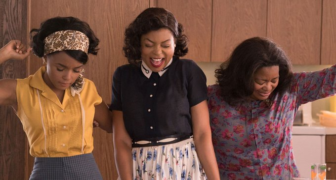 Thank you again to the Academy for 3 #HiddenFigures nominations! Be sure to tune in to the Oscars tomorrow night at 7pm ET on @ABC.