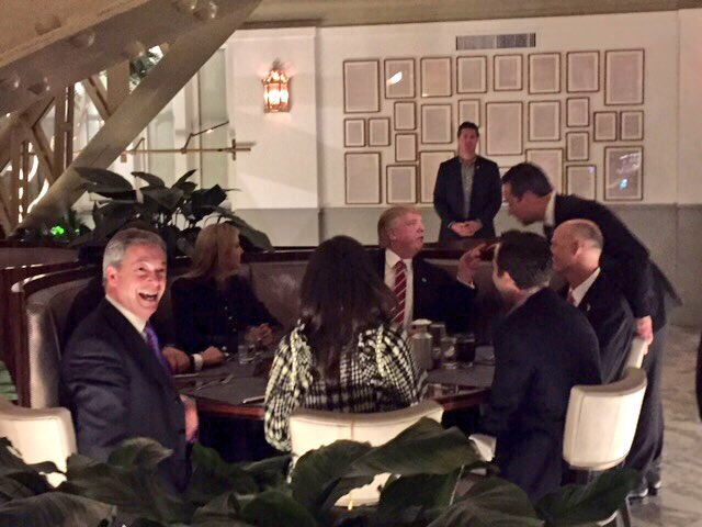 RT @Nigel_Farage: Dinner with The Donald. https://t.co/KAdvZ84d2Y