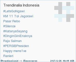 Trend Alert: #LetsGoNgawi. More trends at https://t.co/OMCuQPRWwL #trndnl https://t.co/8JDaZfazi5