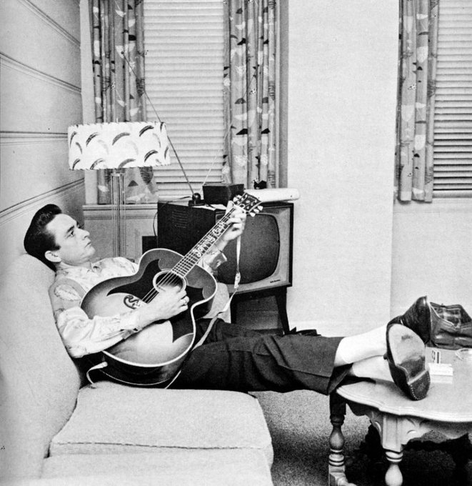 Happy Birthday Johnny Cash.