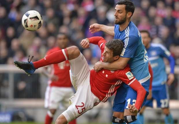 Rene Adler: Kekalahan Telak Dari Bayern Munich Tak Bisa Diterima https://t.co/0xc3RUCaH9 https://t.co/qT1el8if4E