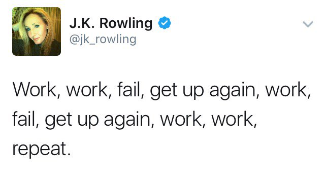 💪 #inspiration #quotes #instaquotes #actorslife #jkrowling https://t.co/lSv2fjn0sj
