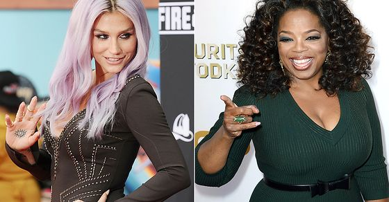 Who said this: Kesha or Oprah? https://t.co/sFAPn5HhF2 https://t.co/GEgtibpJZR
