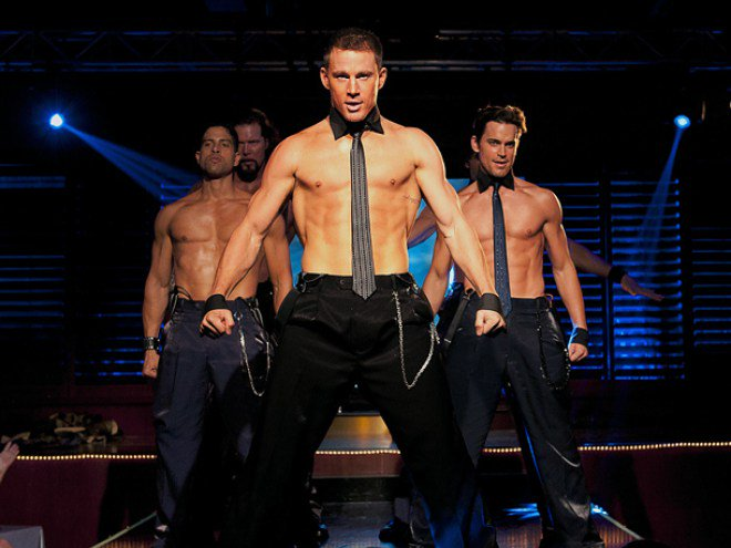 9 of Channing Tatum's best shirtless scenes: ?