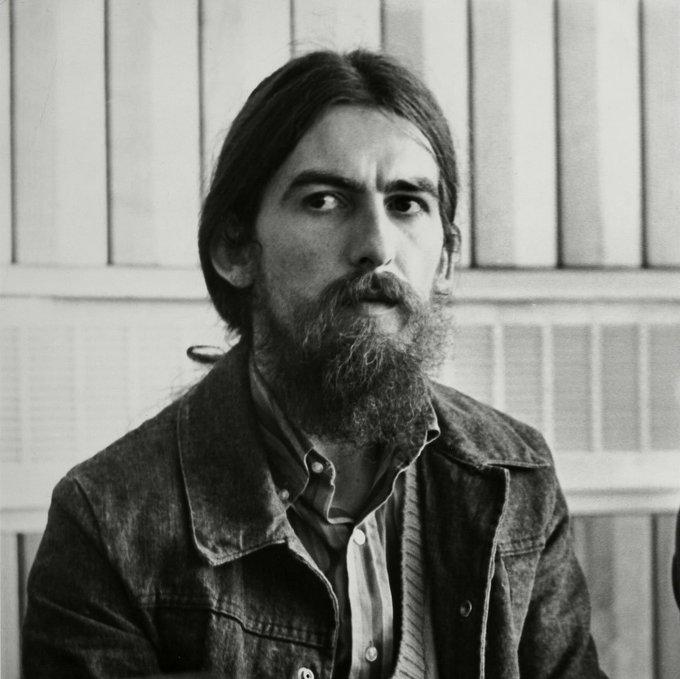 Happy birthday, George Harrison!