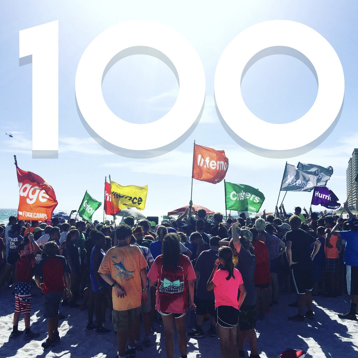 test Twitter Media - HAPPY 100 DAYS UNTIL THE FIRST DAY OF FUGE 2017!!!!! That means tomorrow we are in double digits!! Raise your hand if you're excited! 🎉🎉🎉 https://t.co/m6MISwmWq7