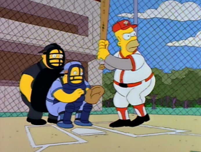 Homer Simpson to be inducted to the National Baseball Hall of Fame via @NBCSports