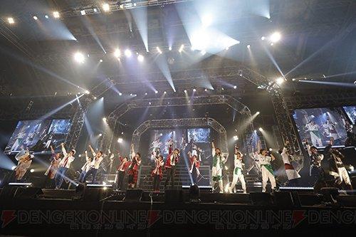 新曲やユニット越境コラボで魅せた『アイドルマスター SideM』2ndライブレポ【1日目】  #idolmaster_S