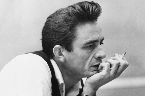 Happy Birthday,Johnny Cash. Legends never die