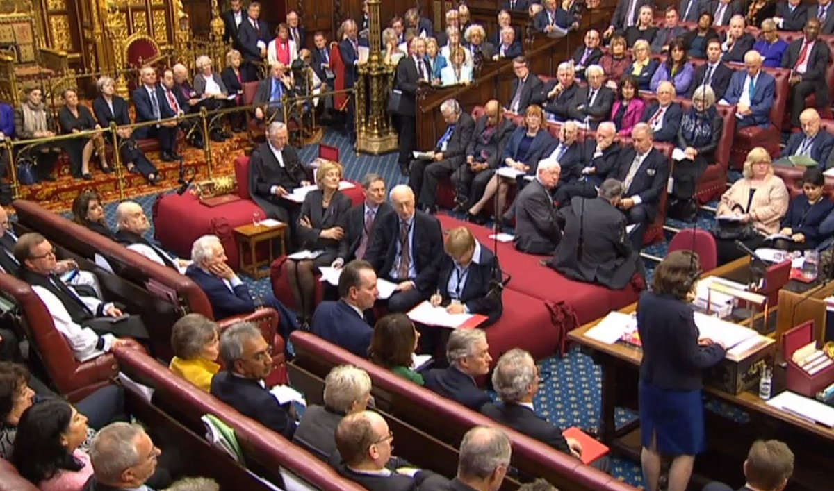 At #3 Shock as Theresa May goes to House of Lords to watch peers debate Article 50 https://t.co/GFpaHBefzb https://t.co/sslK1T9dln