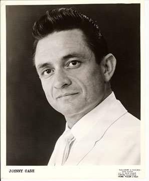 Happy Birthday to The Man in Black, Johnny Cash, who would\ve been 85 years today. I wish I could have met him.