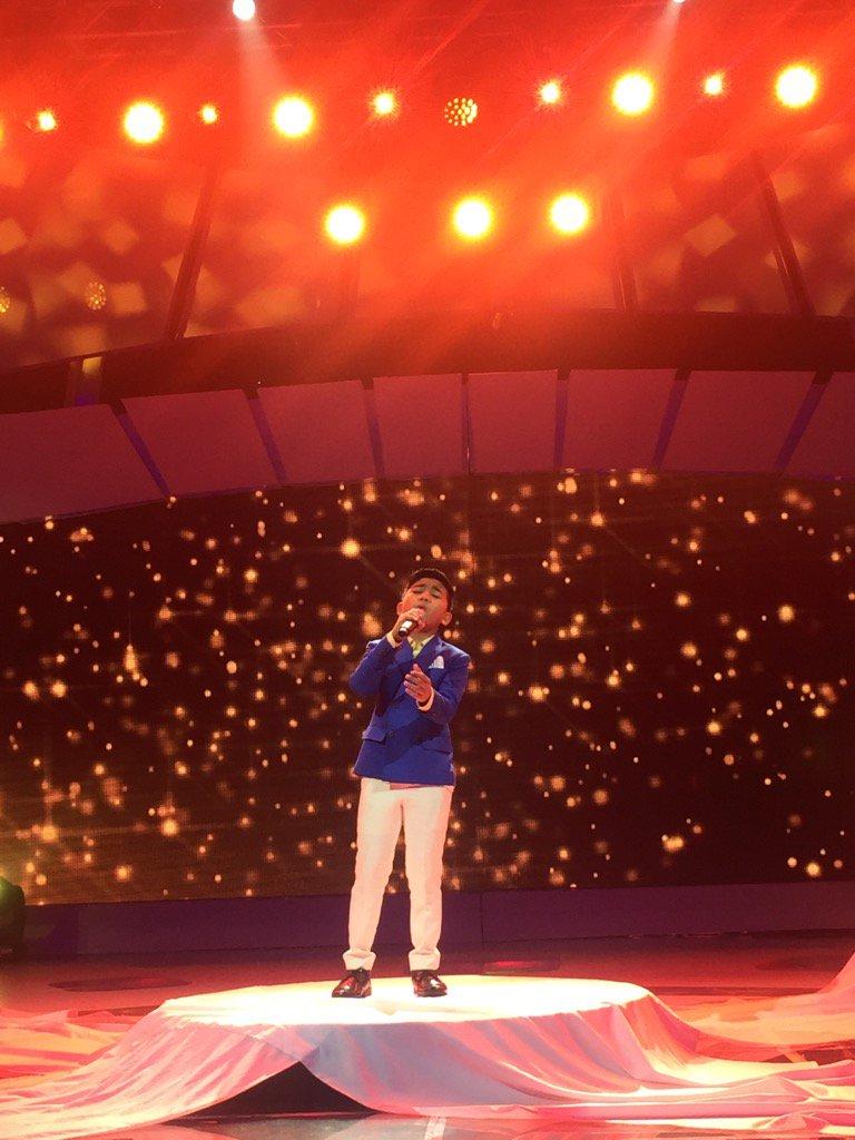 Jaga selalu hatimu, di nyanyikan @AyiIdolJr dgn penuh cinta, setuju gak Junior ? #IdolJrTop3 @Official_MNCTV https://t.co/yL0i3xJQHb