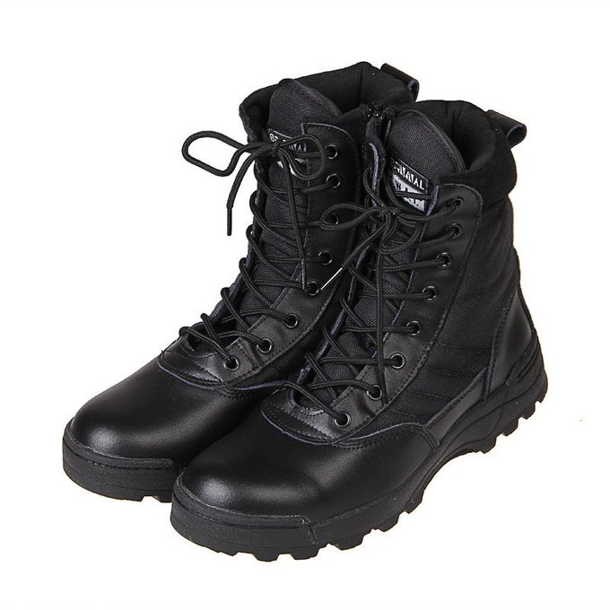 #AliExpress US $27.77 (35% OFF) High Quality Army Men's Tactical #Boots New Fashion S... https://t.co/gsc3K0aluz https://t.co/kgtFxHPOM0