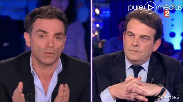 Yann Moix pense que François Fillon 'a peur' de venir dans 'On n'est pas couché' https://t.co/QgPzW4rH0A