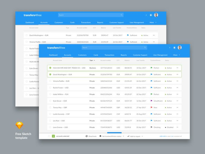 Payment System Admin Template    Template by jternicki freebie