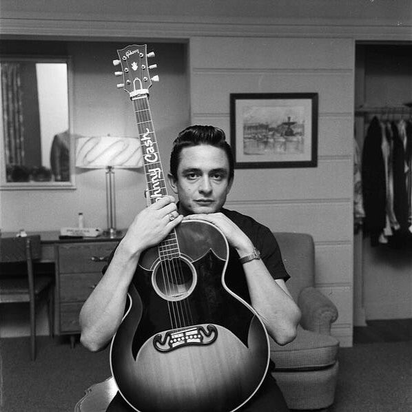 Happy Birthday to my hero, Johnny Cash!