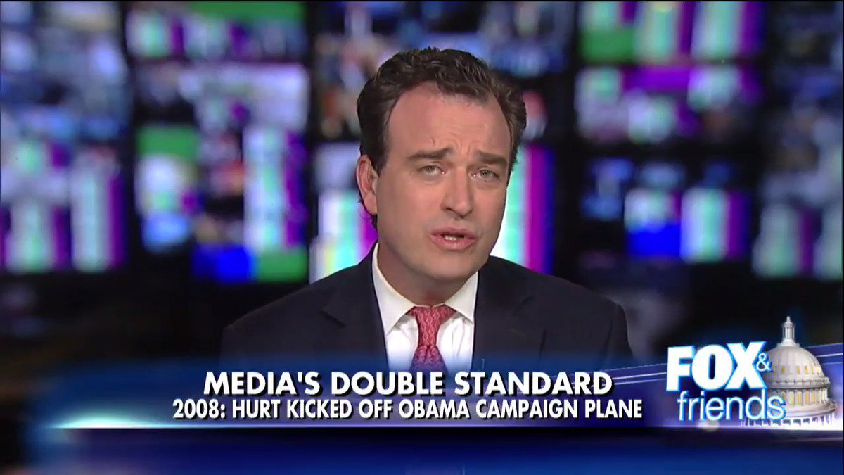 .@CharlesHurt: 'A column that I wrote in 2008 got me kicked off of President Obama's campaign plane.'