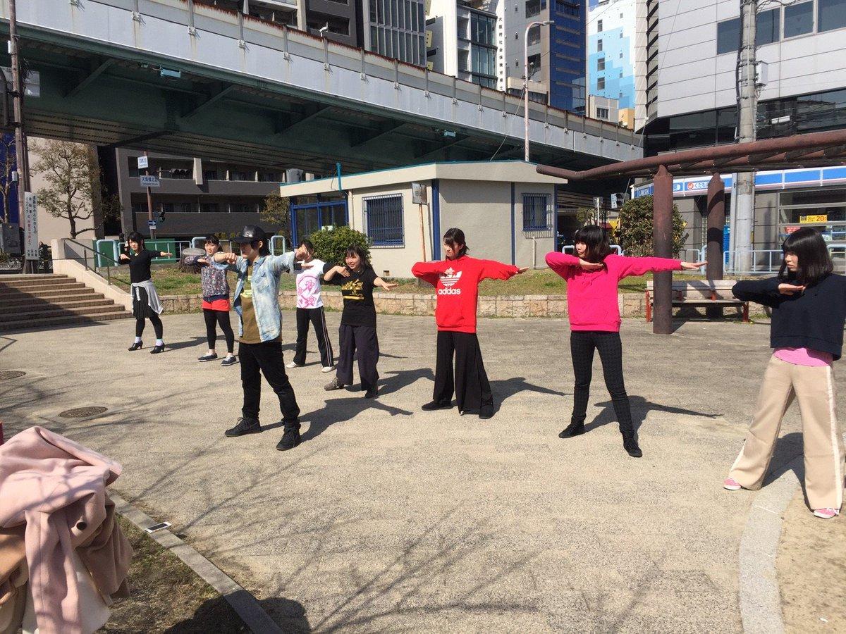秋公演「時をかける少女」のダンスユニット「時をかける少女隊」稽古始まりました!!!デビュー予定は春公演「SpringCa