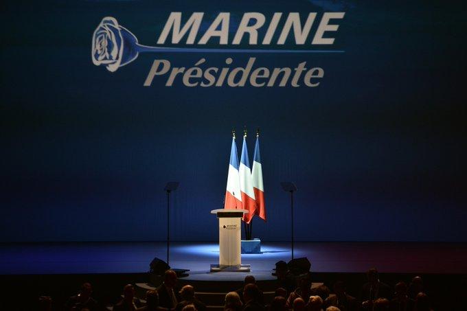 #Nantes : #MarineLePen veut voir l'Etat mater «les caïds arrogants et triomphants des cités […] qui asservissent les habitants»
