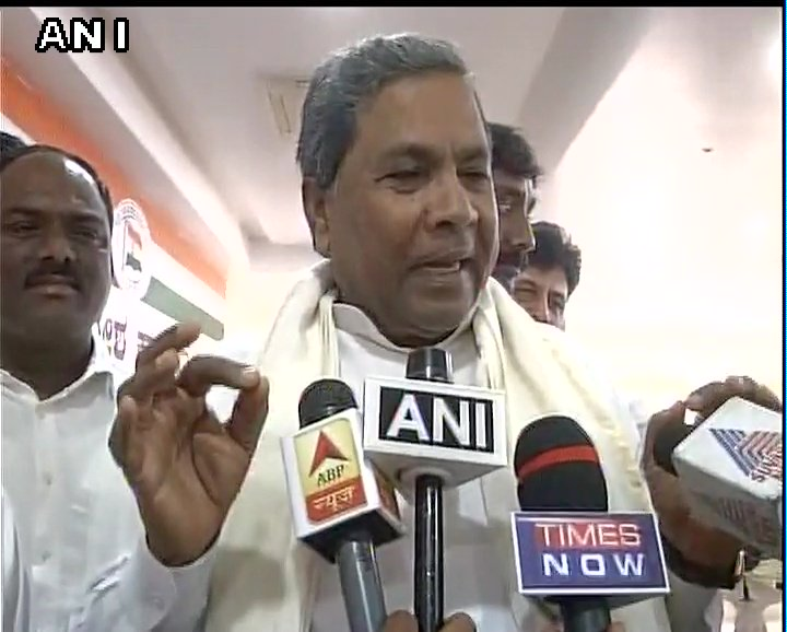 Political conspiracy not just by state BJP but by national BJP & govt also, to tarnish image of our govt: Karnataka CM on Bribegate Diary