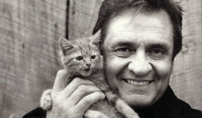 Happy birthday, Mr Johnny Cash. We\d likely not be here without your work.