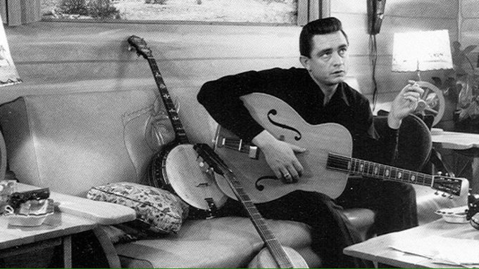 Happy Birthday Johnny Cash 2/26/32.