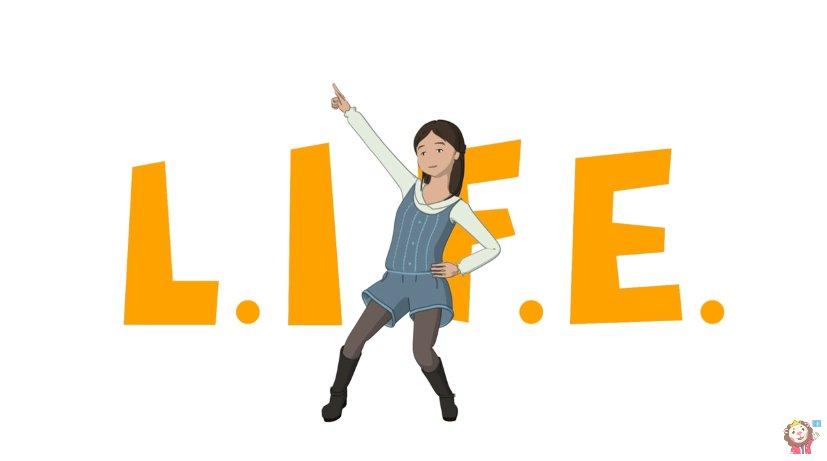 【脱力系アニメ】 台湾版のPeeping Life 「Peeping Life Azirian」 : 中国アニメブログ