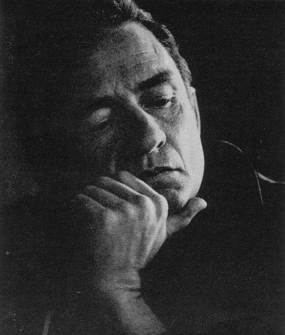 Happy Birthday to the only man worth listening to, the Man in Black, Johnny Cash.