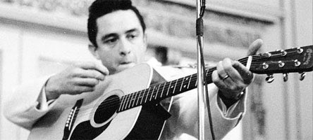 Happy 85th birthday Johnny Cash!