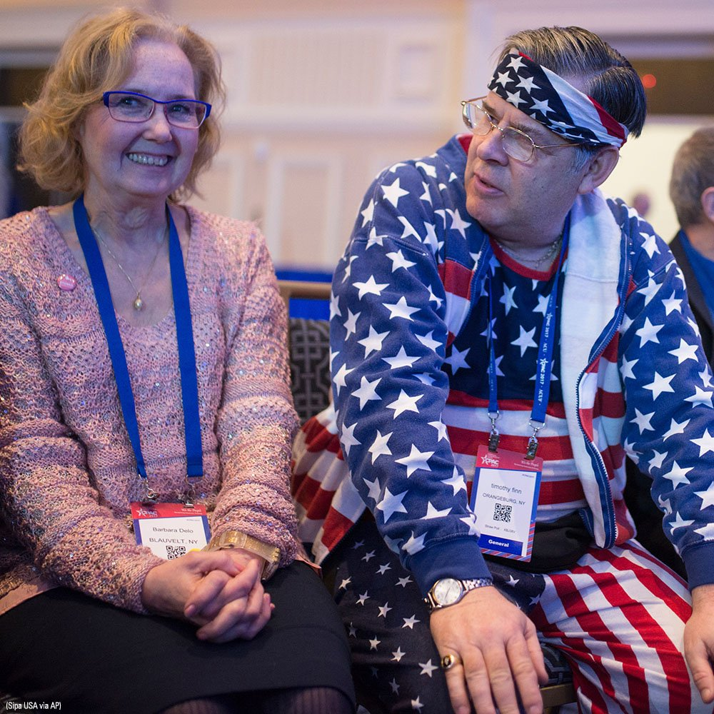 Pictures from #CPAC2017.