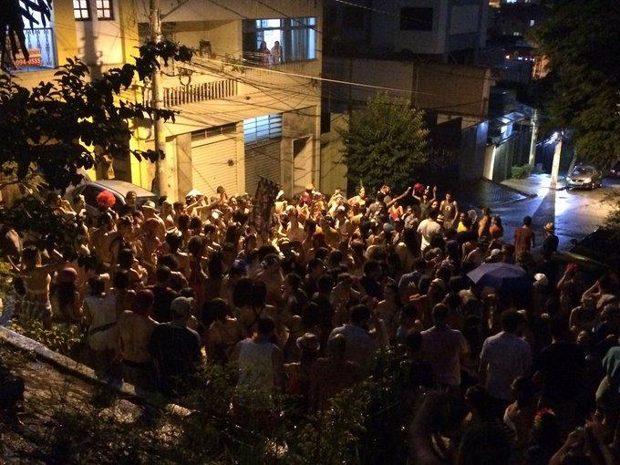 SIGA o Carnaval de rua de São Paulo https://t.co/KGOmLIvuTQ #Carnaval2017 #G1