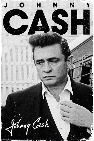 Happy Birthday Johnny Cash. Today the Man in Black would have been 85