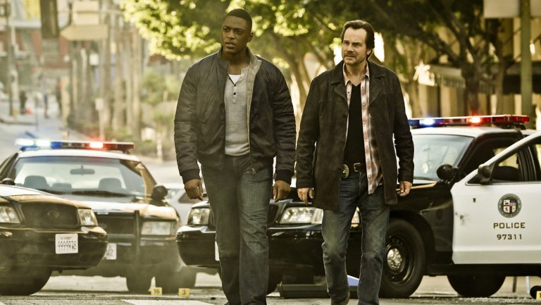 Production on CBS' TrainingDay Starring Bill Paxton, Has Already Been Completed