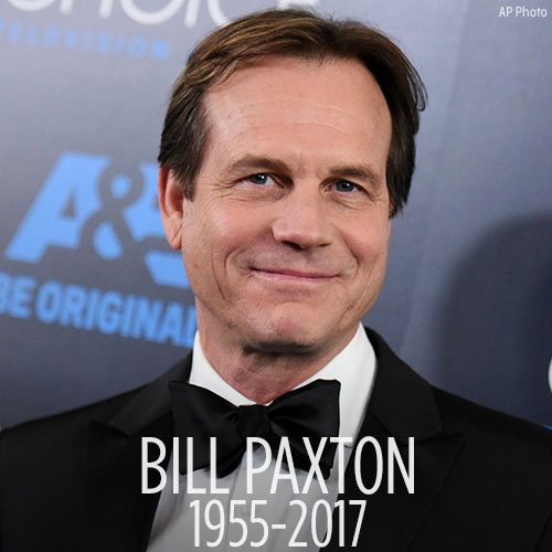 Bill Paxton died of complications from surgery, according to his family. He was 61.