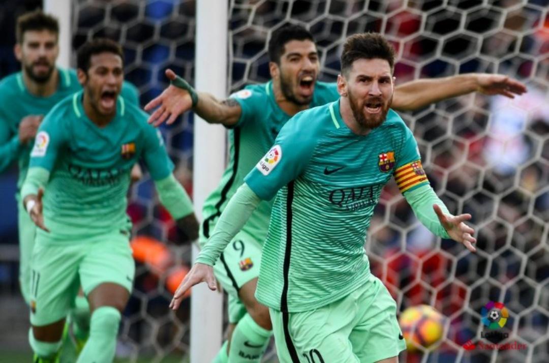 A felicidade é de todos 🔴🔵 Visca Barça