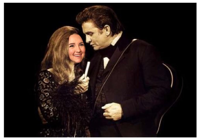 Happy birthday to my man, Johnny Cash