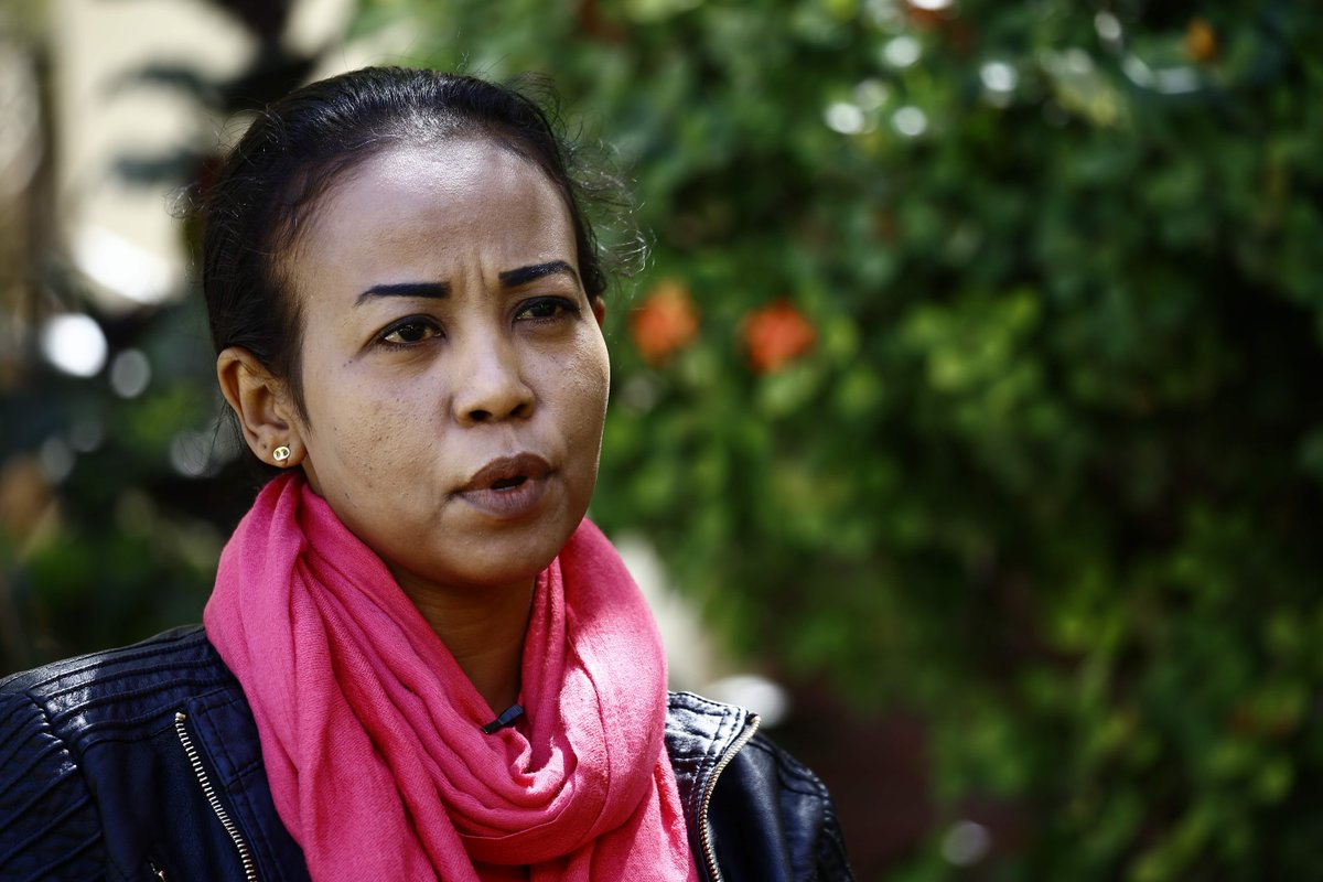 Woman journalist says being targeted by Sudan Islamic hardliners